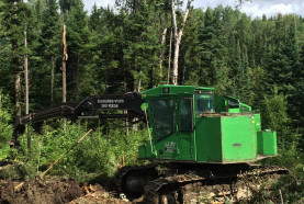 Caution: Logging operation