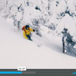Ski Mont Hereford promo video