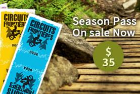 Season pass 2018 on sale now.