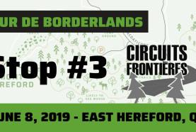 Tour de Borderlands stop 3# Circuits Frontières June 8